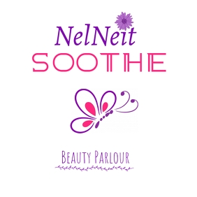 beauty parlour Logotipo template