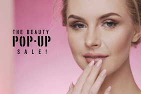 BEAUTY POP-UP SALE