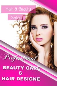 Customizable Design Templates For Beauty Salon Sale