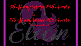 Beauty Salon discount
