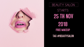 BEAUTY SALON FACEBOOK COVER TEMPLATE