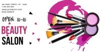Beauty Salon Gift Voucher