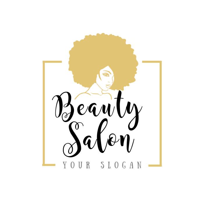 Beauty Salon Logo
