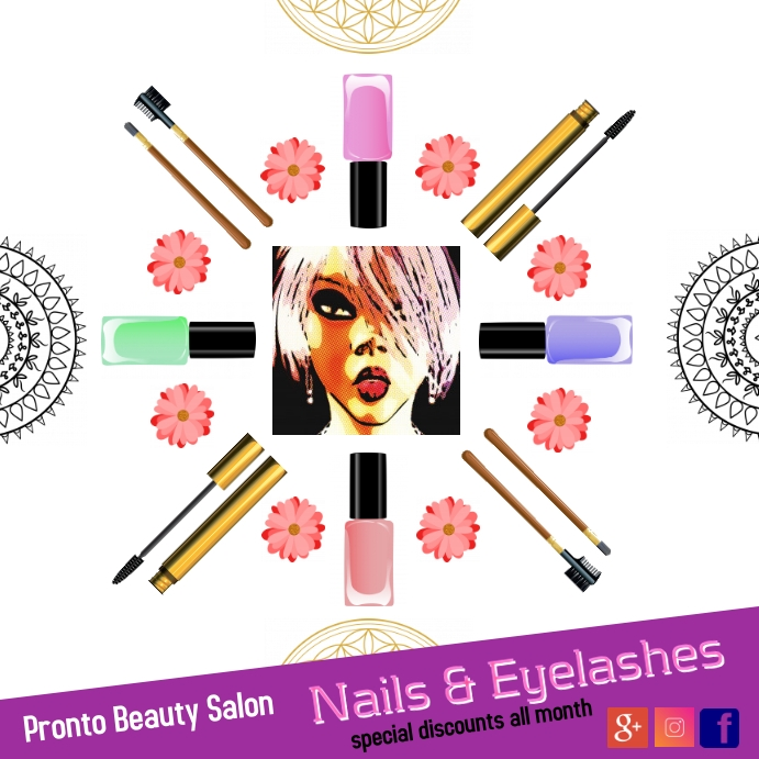 beauty salon/manicure/eyelashes/nail salon