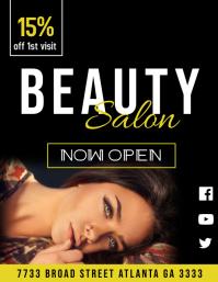 Beauty Salon Now Open