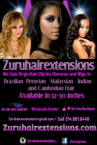 Customizable Design Templates for Hair Extensions | PosterMyWall