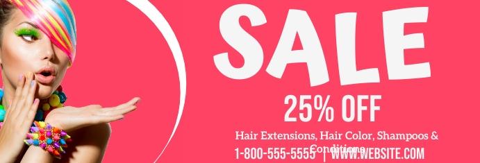 Beauty Salon Sale