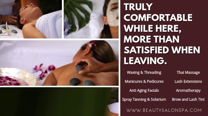 Beauty Salon Spa Video Template