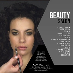 Beauty Salon Video Template