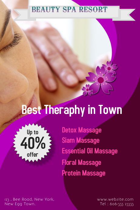 Beauty SPA Theraphy
