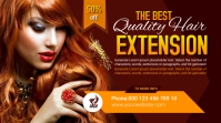 Beauty YouTube Channer Cover Photo template