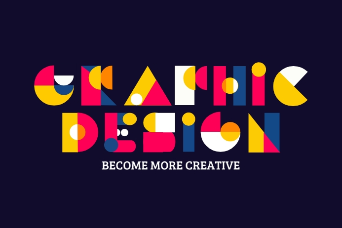 BECOME MORE CREATIVE โปสเตอร์ template