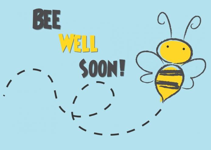 Bee Well soon!