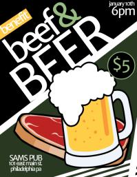 Beef & beer