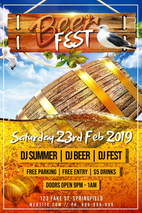 Beer Fest Poster
