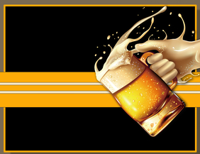 Beer Flyer
