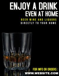 beer wine and liquors home delivery service