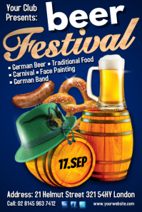 BeerFestival Poster