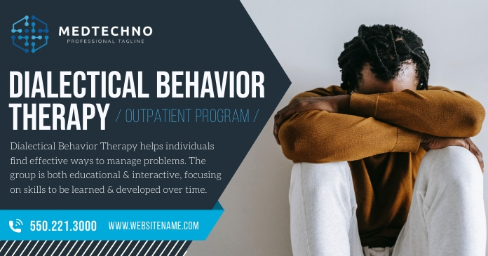 Behavior Therapy Ad Facebook Post