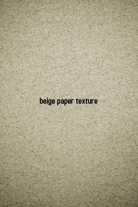Beige Paper Texture