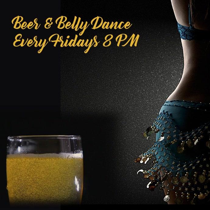 Belly Dance Instagram Video