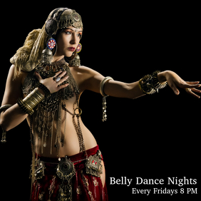 Belly Dance Template