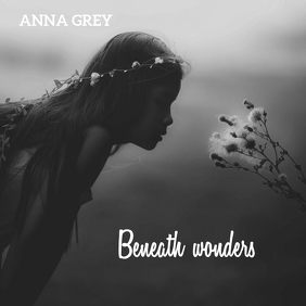Beneath wonders Album Art template