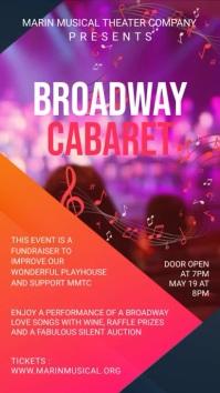 Benefit Jazz Charity Concert Digital Banner
