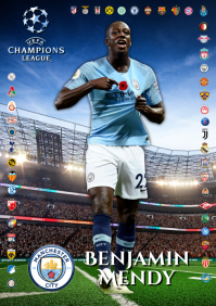 Benjamin Mendy Man City