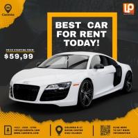 Best Car Deals Carré (1:1) template