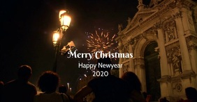 Best Christmas and newyear greetings