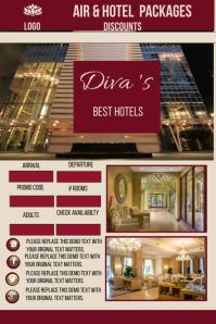 Best Hotel Website Template