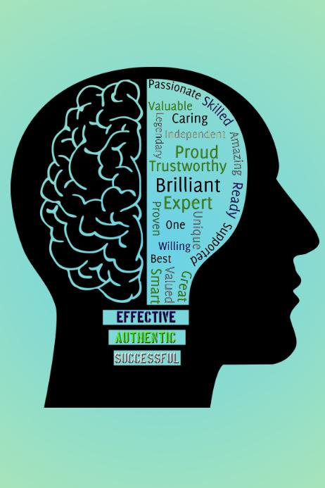 Best Ideas Poster template