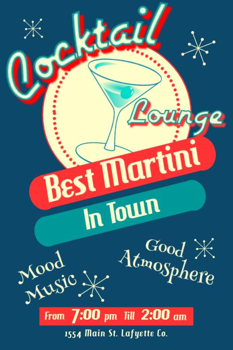 Best Martini