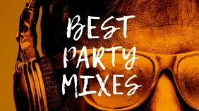 Best Party Mixes Youtube Thumbnail