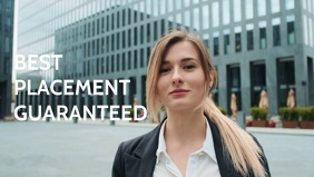 Best Placement guaranteed video template
