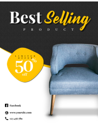Best Selling Product Flyer