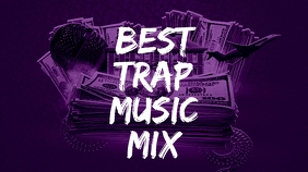 Best Trap Music MIx Youtube Thumbnail