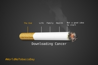 Best World Tobacco Day Template