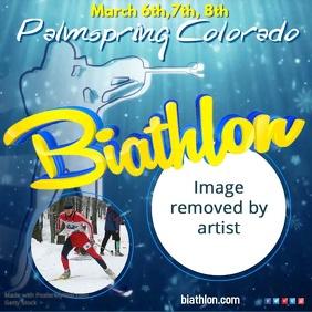 Biathlon Video Template