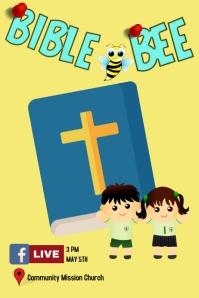 bible bee/bible bowl/church/word/biblia