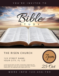 570+ Bible Studies Customizable Design Templates | PosterMyWall