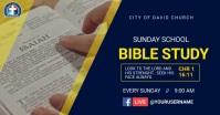 bible study Imagen Compartida en Facebook template