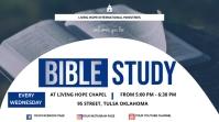 BIBLE STUDY 数字显示屏 (16:9) template