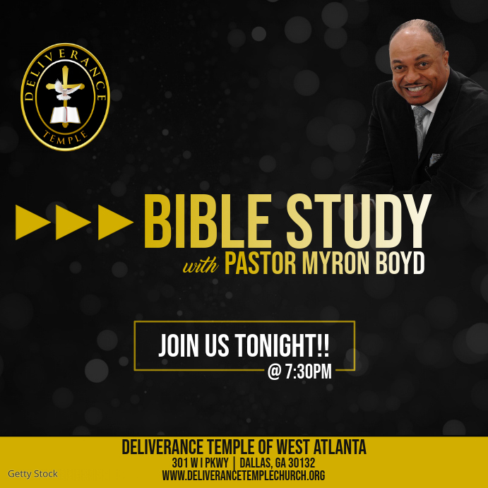 copy of bible study flyer