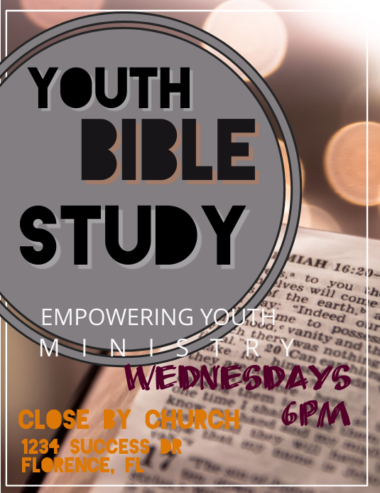 copy of small group bible study