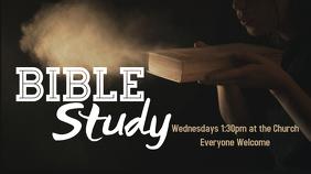 Bible study Wednesday