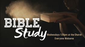 Bible study Wednesday