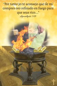 bible verse/church/inspirational Poster template
