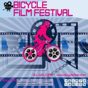 bicycle film fest1video